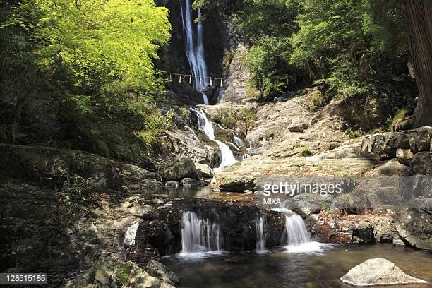 Sugao Waterfall, Kitakyushu, Fukuoka, Japan
