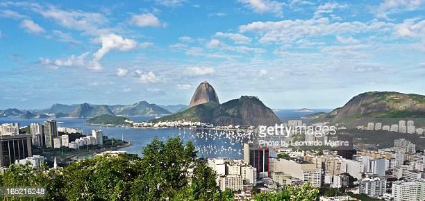 Sugar Loaf and Botafogo Bay