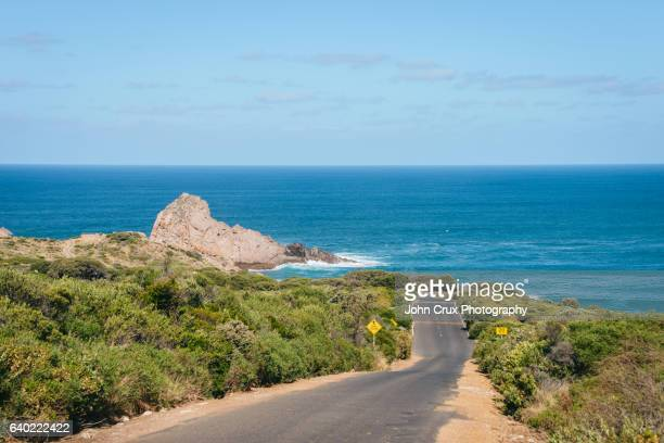 Sugar Loaf rock road