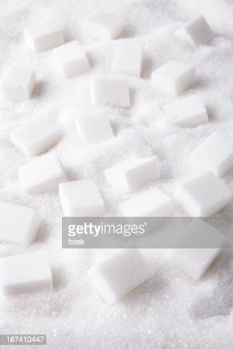 Sugar lumps : Stock Photo