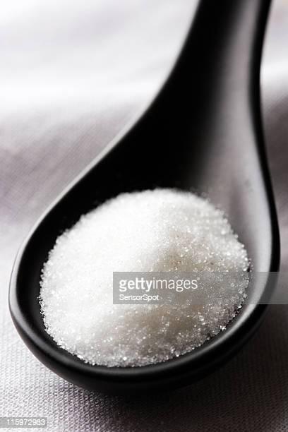 Sugar or salt.