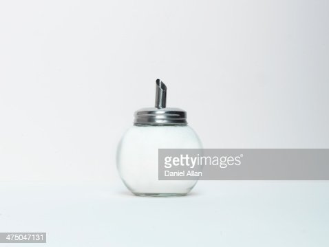 Sugar pot : Stock Photo