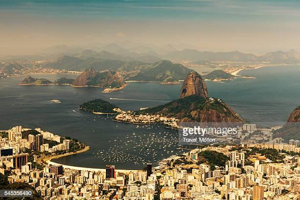 Sugarloaf Mountain in Rio de Janeiro, Brazil