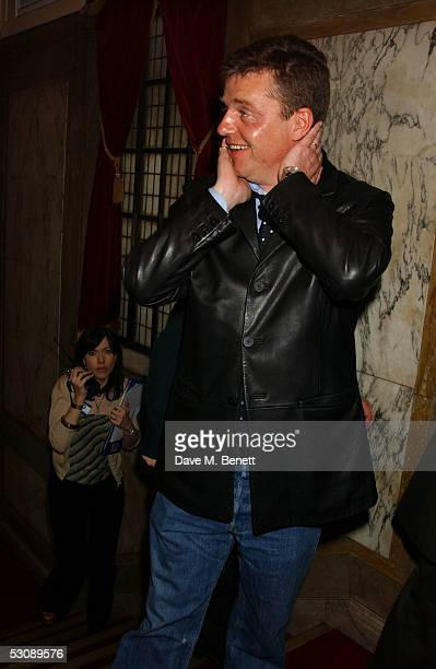 Suggs attends the prereception ahead of The MOJO Honours List 2005 the music magazine's second annual awards at Porchester Hall on June 16 2005 in...