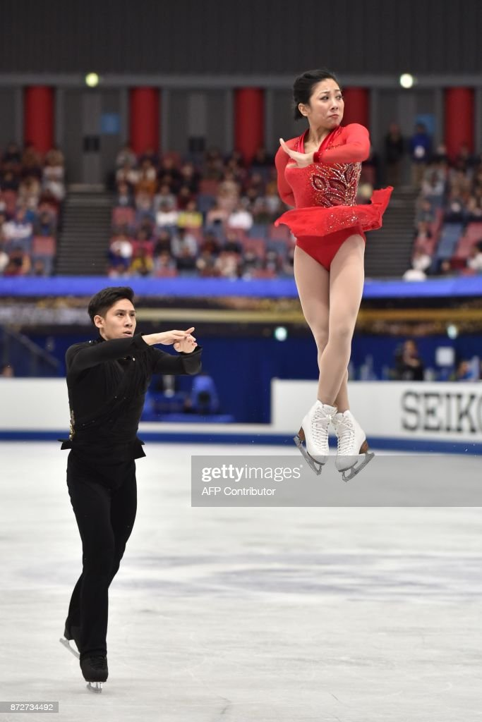 Вэньцзин Суй - Цун Хань / Wenjing SUI - Cong HAN CHN - Страница 11 Sui-wenjing-and-han-cong-of-china-gesture-following-their-pairs-free-picture-id872734492