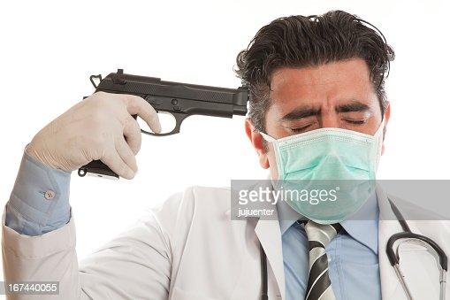 suicide : Stock Photo