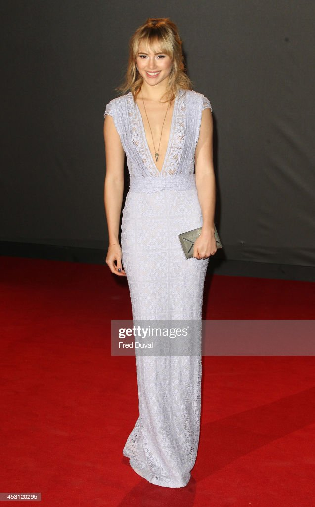 <a gi-track='captionPersonalityLinkClicked' href=/galleries/search?phrase=Suki+Waterhouse&family=editorial&specificpeople=7591336 ng-click='$event.stopPropagation()'>Suki Waterhouse</a> attends the British Fashion Awards 2013 at London Coliseum on December 2, 2013 in London, England.