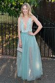 Suki Waterhouse attends the Serpentine Gallery Summer Party at The Serpentine Gallery on July 2 2015 in London England
