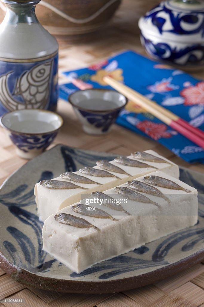 Sukugarasu Tofu : Stock Photo