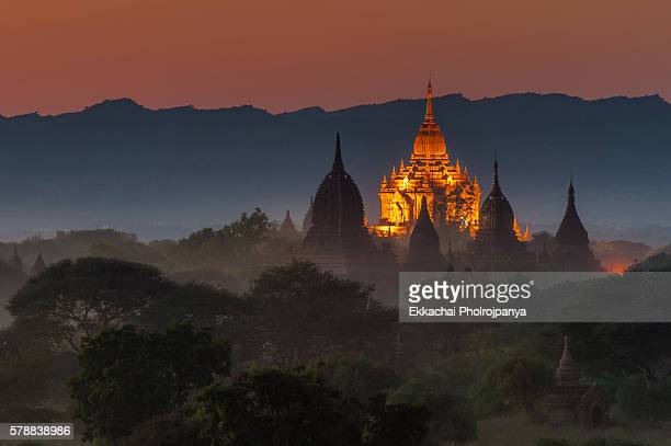 Sulamani Temple in Bagan