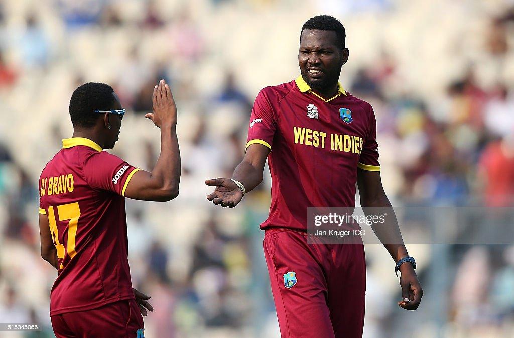 ICC World Twenty20 India 2016:  Australia v West Indies - Warm Up