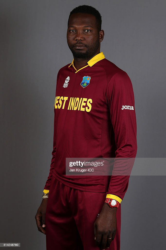 ICC Twenty20 World Cup: West Indies Headshots