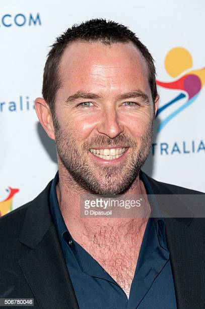 Sullivan Stapleton Stock Photos And Pictures Getty Images
