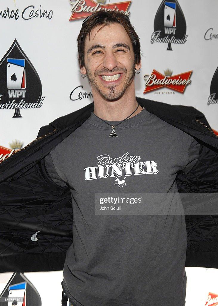 2007 World Poker Tour Celebrity Invitational - Red Carpet