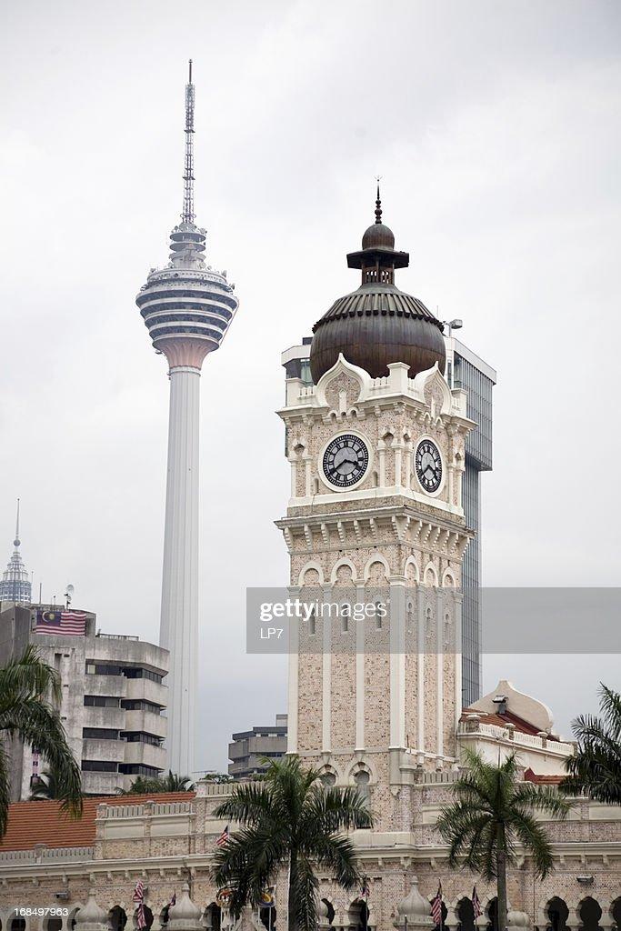 Sultan Abdul Samad Building Kuala Lumpur