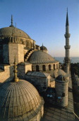 Sultan Ahmed Mosque or Blue Mosque 15971616 Istanbul Turkey