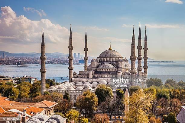 Sultan Ahmet Camii-Blaue Moschee in Istanbul