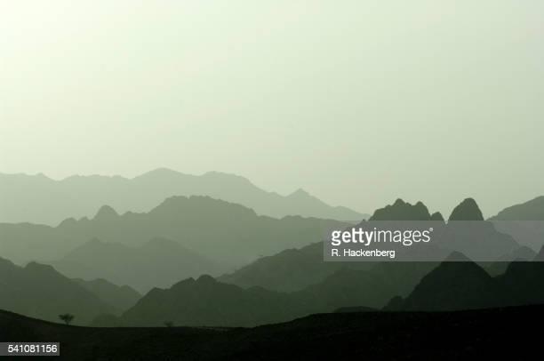 Sultanate of Oman, Hajar-Mountains