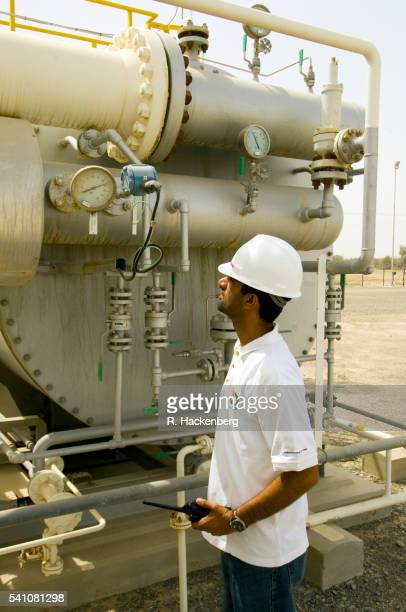 Sultanate Of Oman, Oman Gas Company In Port Of Sohar