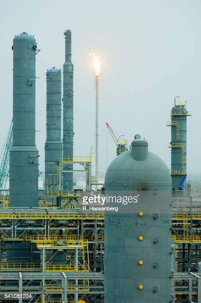 Sultanate Of Oman, Port Of Sohar, Construction Area Sohar Refinery Company