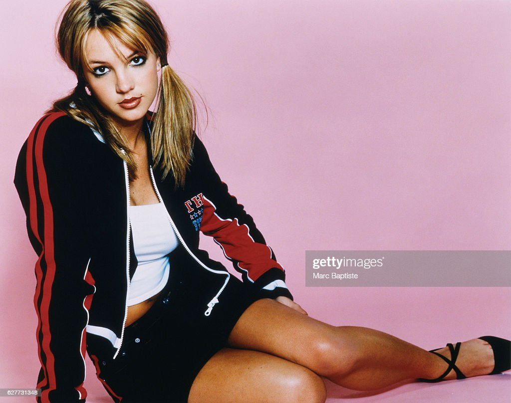 Sultry Britney Spears