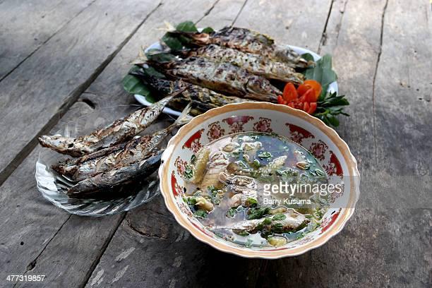 Sumbawa Besar Traditional Culinary