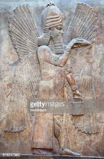 Sumerian artifact : Stock Photo