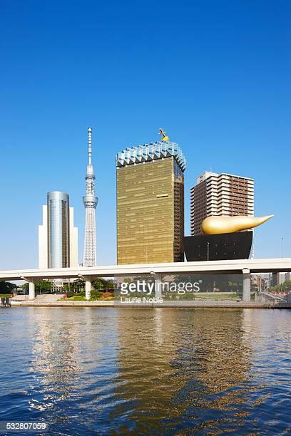 Sumida River and Tokyo Skytree, Sumida
