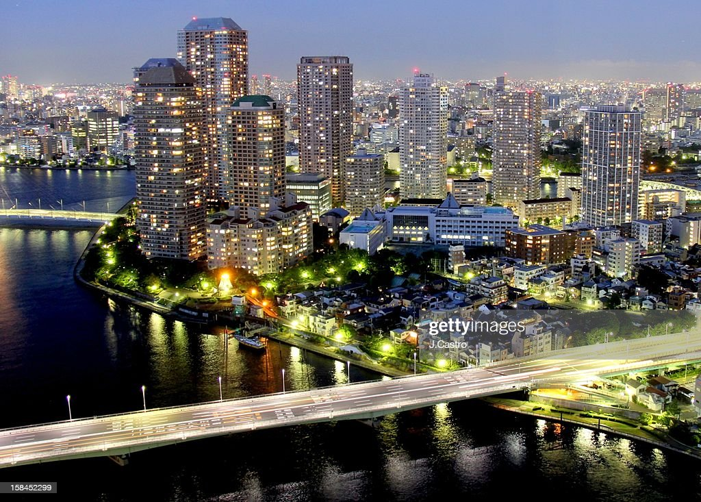 Sumida River : Stock Photo