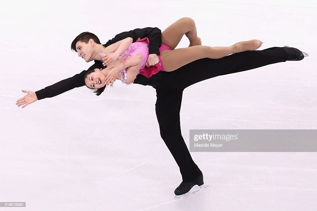 ISU World Figure Skating Championships 2016 - Day 5