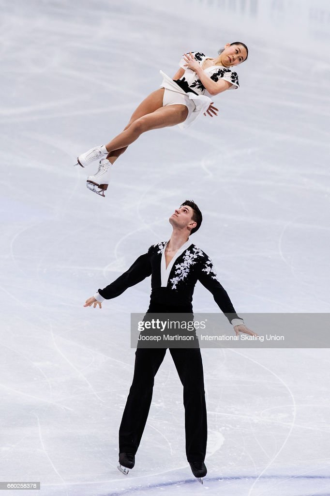 World Figure Skating Championships - Helsinki Day 1