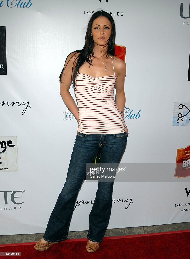 Summer Altice during LIVEStyle Entertainment Presents Hollywood Life Lounge at Cabana Club at Cabana Club in Hollywood, California, United States.