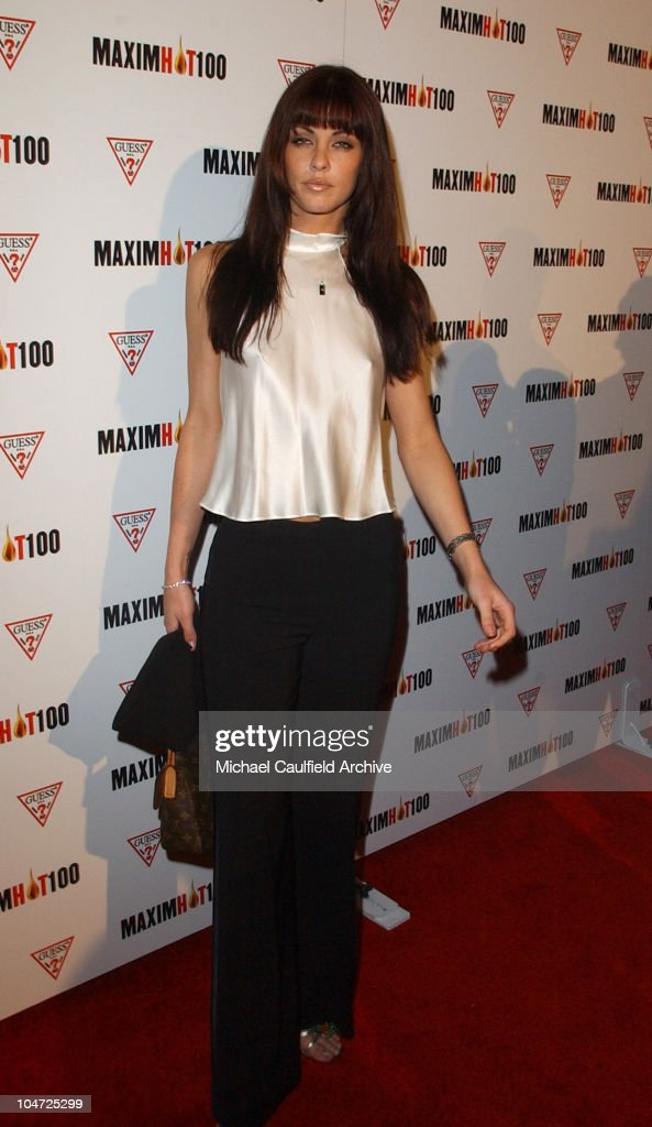 <a gi-track='captionPersonalityLinkClicked' href=/galleries/search?phrase=Summer+Altice&family=editorial&specificpeople=207195 ng-click='$event.stopPropagation()'>Summer Altice</a> during Maxim Hot 100 Party - Arrivals at Yamashiro in Hollywood, California, United States.
