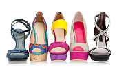 Women's High Heels Shoes for summer and spring fashion