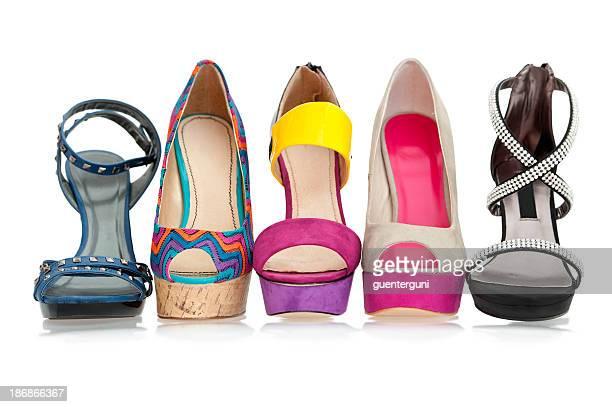 Chaussures femmes talons hauts pour l'été et de la mode printemps