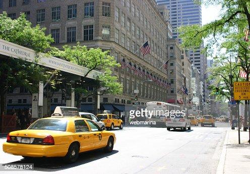 Été à 5ème Avenue, Nouveau York : Photo