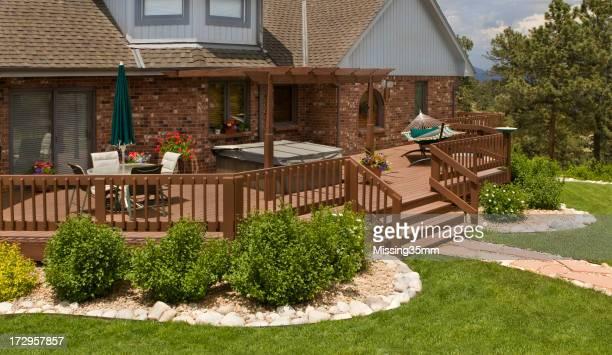 Summer Backyard Living