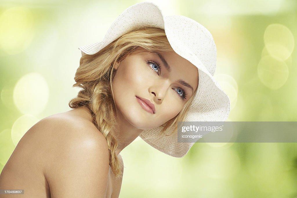Summer Beauty : Stock Photo