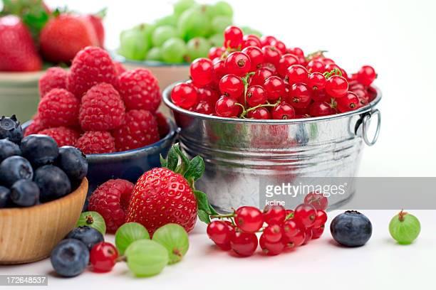 Summer Berry Variety