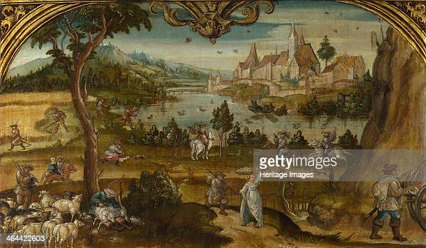 Summer c 1525 Found in the collection of the National Gallery London
