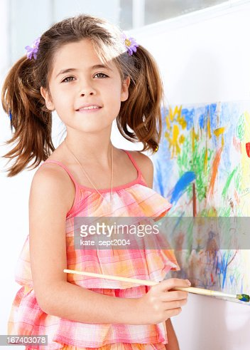 Summer camp activity : Stock Photo