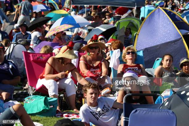 Summer Christmas - Carols in the Domain, Sydney
