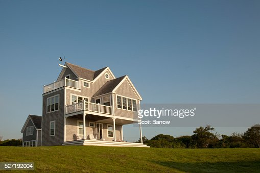 Summer cottage : Stockfoto
