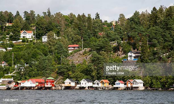 Summer cottages in Norway