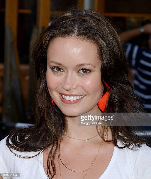 Summer Glau during 'The Skeleton Key' Los Angeles Premiere Arrivals at Universal Studios Cinema in Universal City California United States