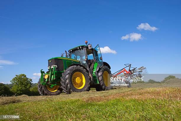 Summer Haymaking
