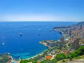Summer in Monte Carlo