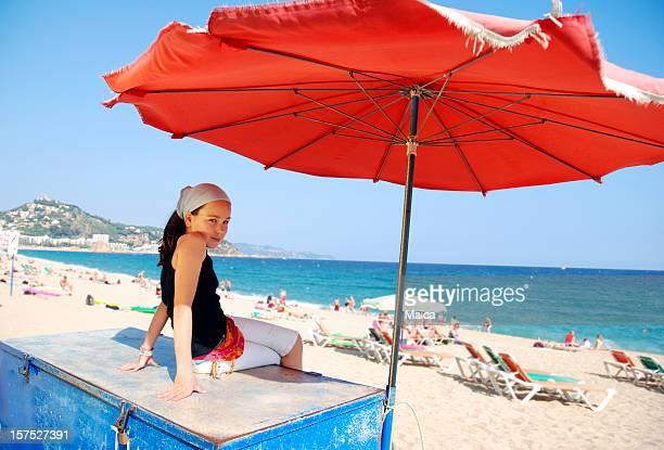 Sommer in Strand