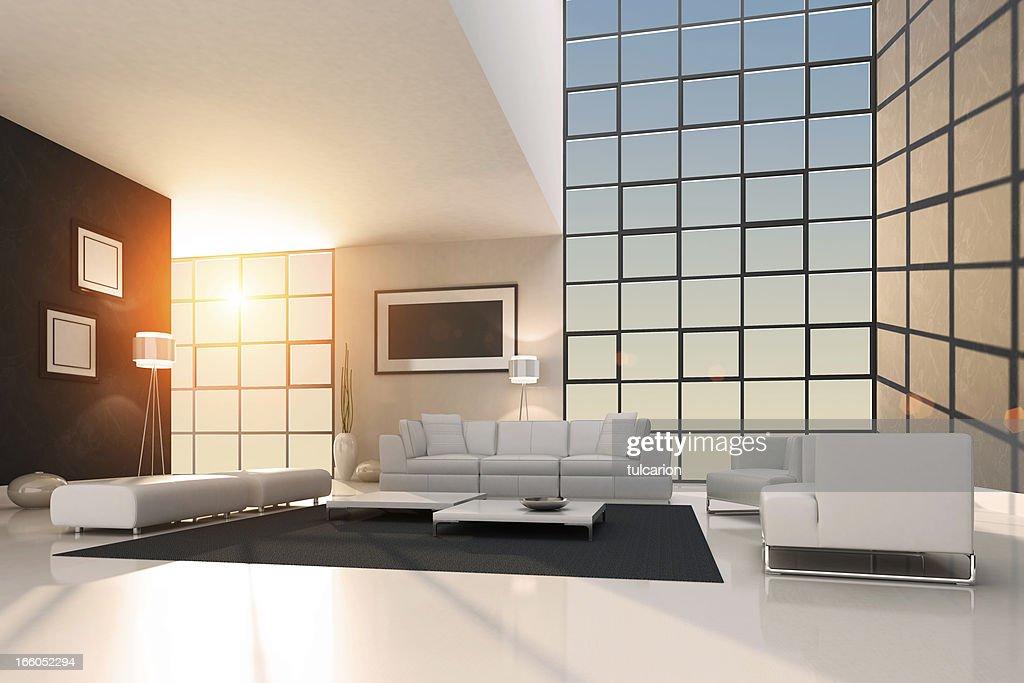 Summer Luxury Interior