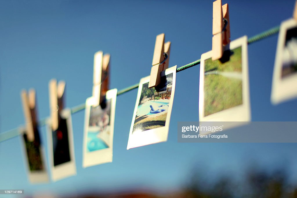 Summer memories : Stock Photo